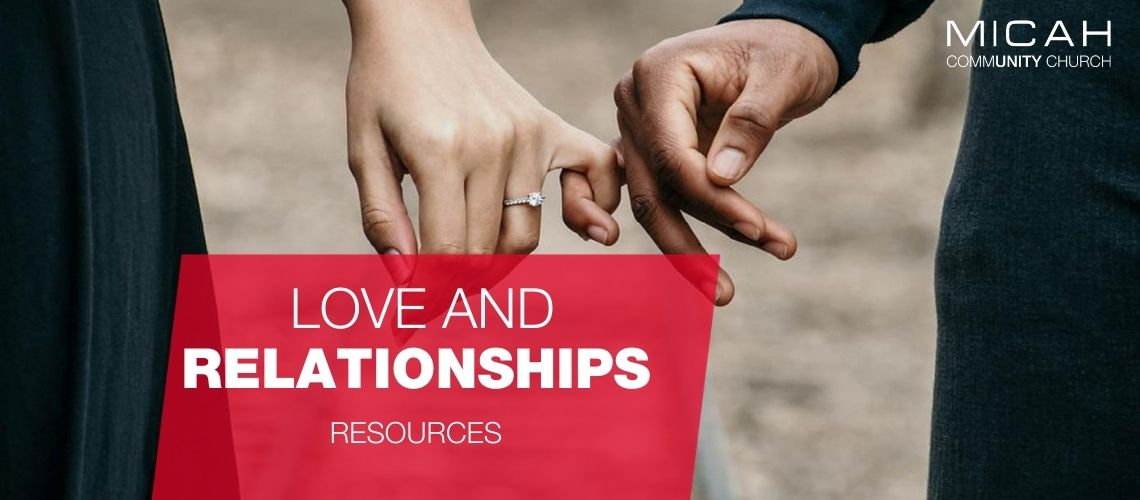 Love and relationships resources