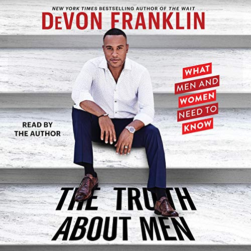 the truth about men book cover