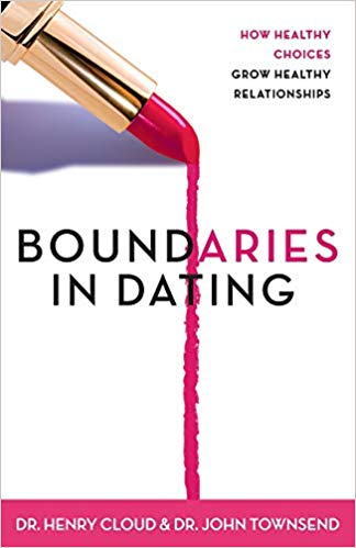 Boundaries in dating book cove